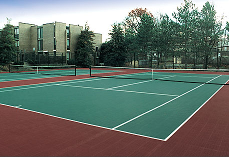 Residential Tennis Courts