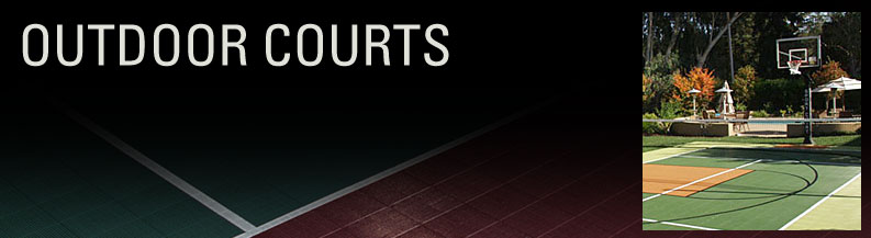 Outdoor Game Courts