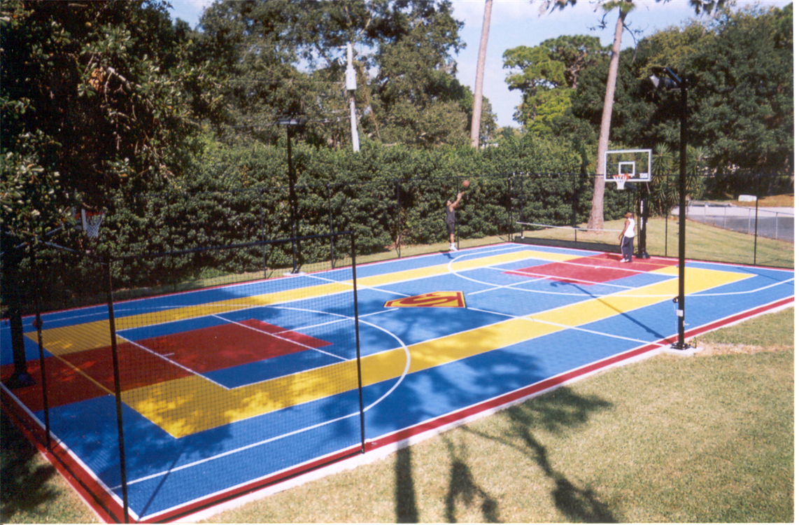 Sport Courts Images and Picture Gallery | Indoor and ...