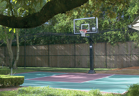 Basketball Court Floors