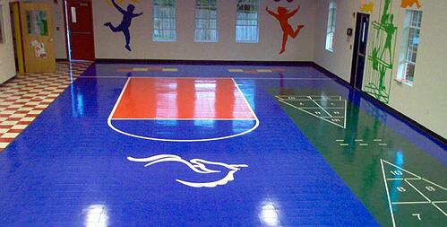 Sports Courts | Indoor Courts and Outdoor Courts | Residential