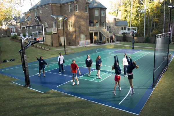 Sport Court Incorporated Is The Only Authentic And Original Manufacturer Of Branded Products