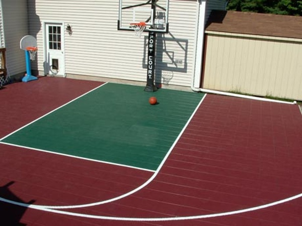 Sportcourt your yard