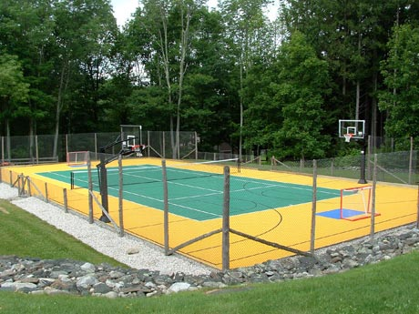 Sport Court Recreation Center