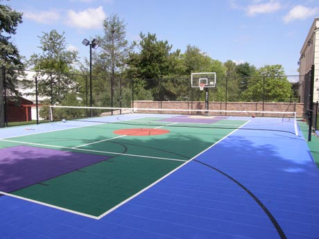 Sportcourt, sport court, sportcourt, sports court, sport courts, game courts, outdoor sport court