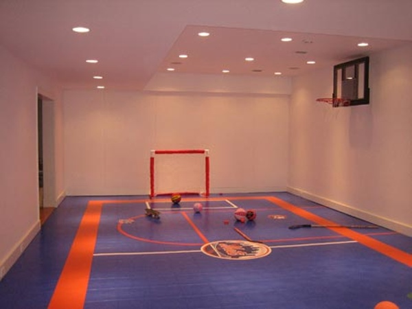 Sport Court - Official Surface of NCAA Volleybal