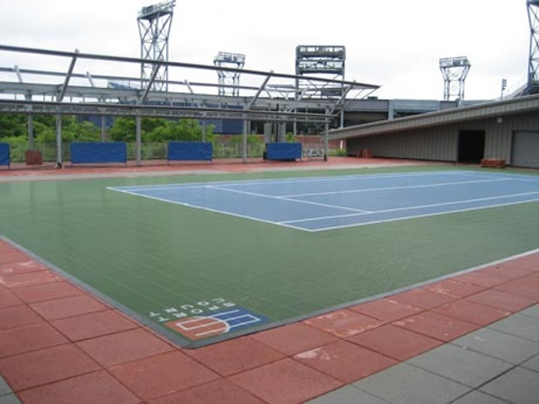 Sport Court is the Official surface of USTA 10 and under Tennis