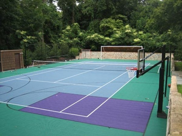 Sport Court Multipurpose game court