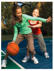 sport court game court residential